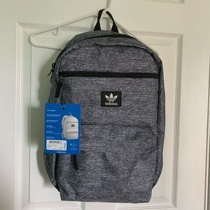Adidas Nationals Backpack Jersey Onix, Grayish